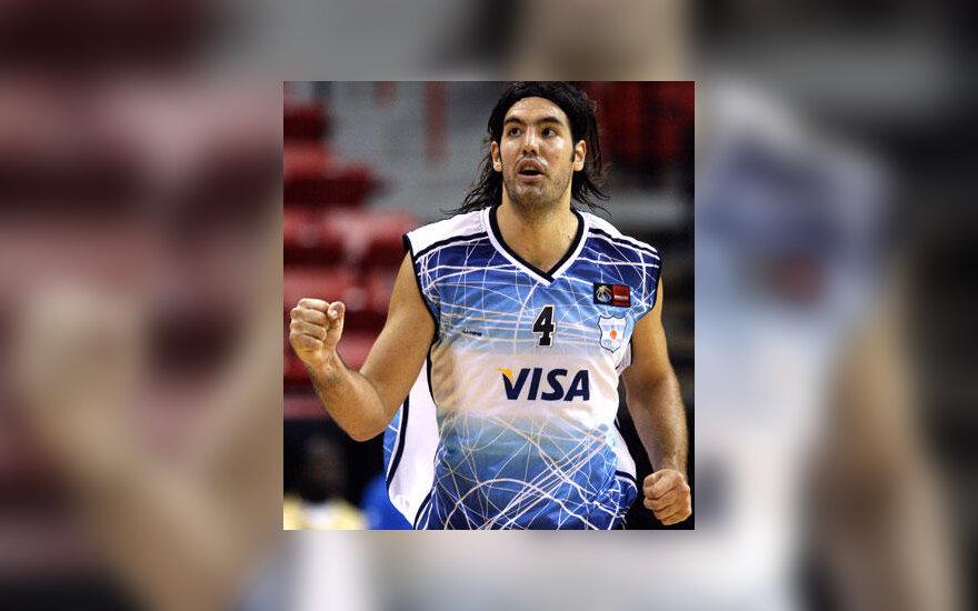 Luis Scola (Argentina)
