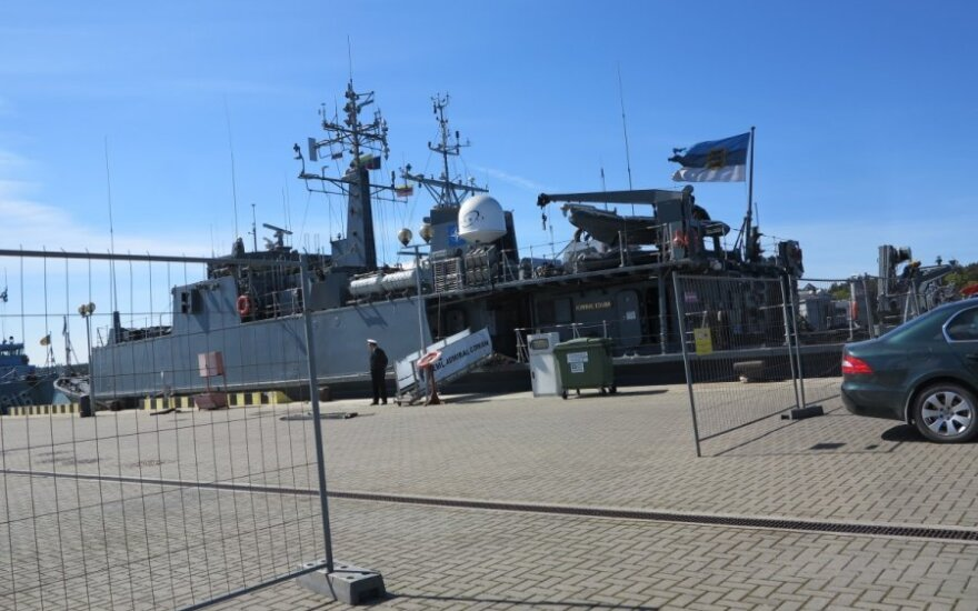 Lithuanian navy and NATO ships conclude training in Baltic Sea