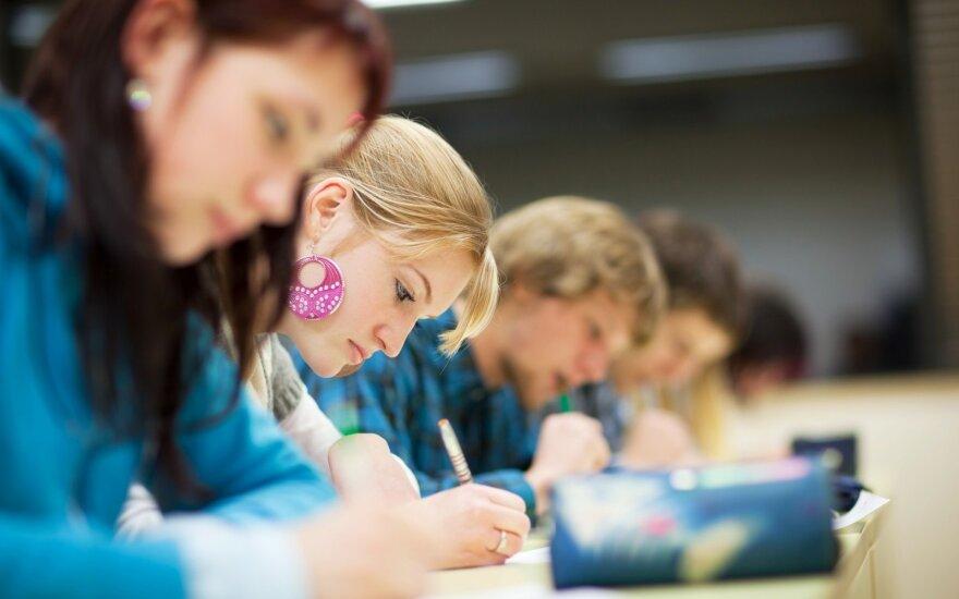 Prognozuojama, kad nustatyto minimalaus studentų skaičiaus šiemet gali nesurinkti 100 programų