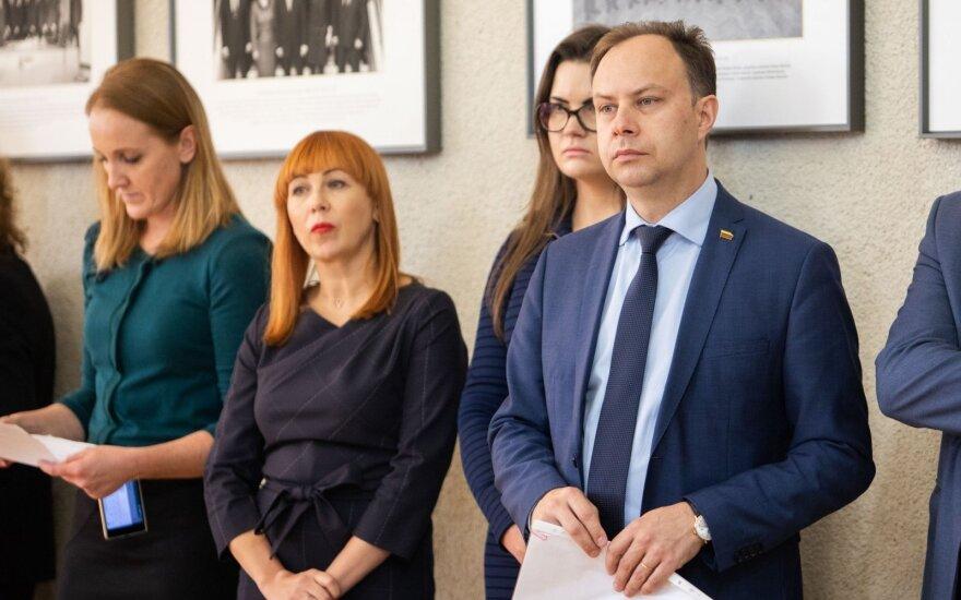 Jurgita Petrauskienė, Aurelijus Veryga