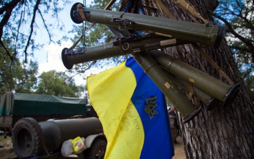 Ukrainoje – siūlymai keisti šalies statusą