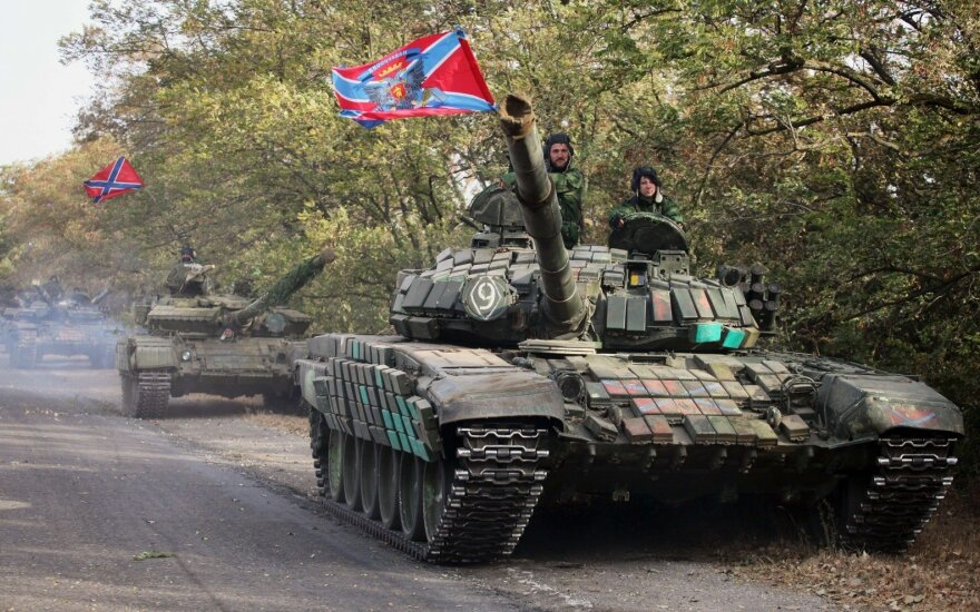 Programišiai: elektroniniai laiškai rodo, kad Kremlius ir Rytų Ukrainos separatistai palaiko ryšius
