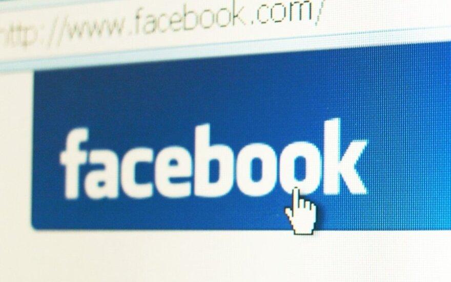 """Ar drausti """"Facebook"""" ir """"Google"""" Europoje?"""