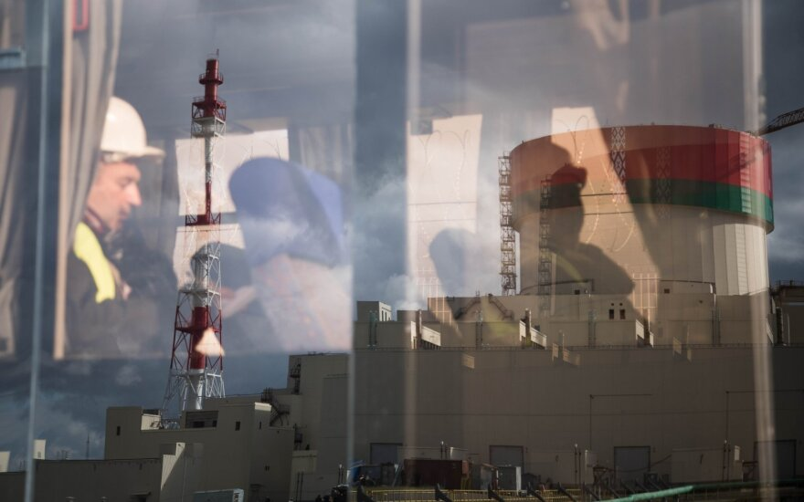 President invites Finland to join efforts to ensure Astravyet's NPP's safety