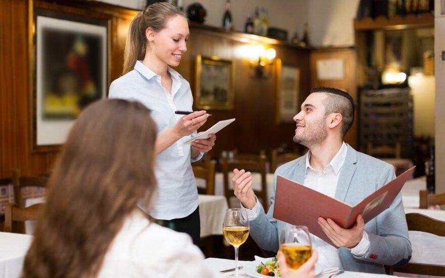 Perspėja: restoranuose nėra sveikatai palankaus maisto