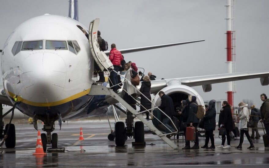 Emigration numbers down in Lithuania in Feb m/m