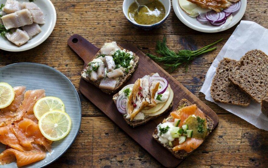 Pamirškite batono, dešros ir sūrio kombinaciją: kokius sumuštinius valgysime ateityje?