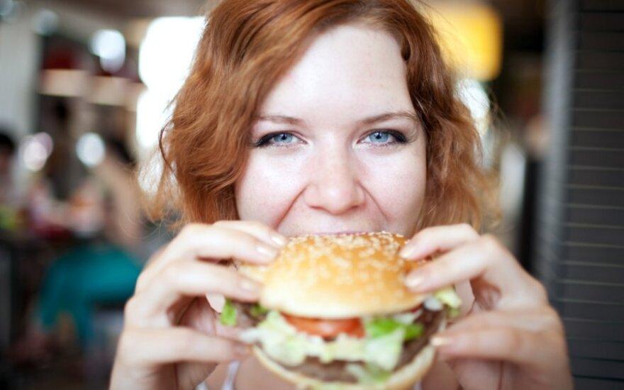 5 netaisyklingos mitybos požymiai