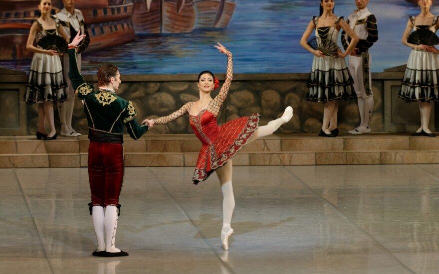 Geriausiems operos ir baleto solistams Lietuvoje bus įteiktos premijos