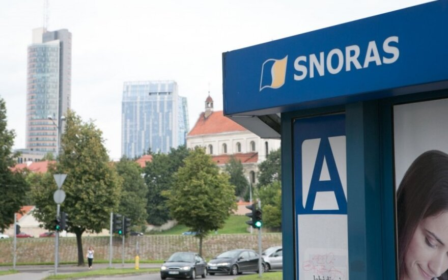 Snoras Bank loan portfolio to be sold to international consortium