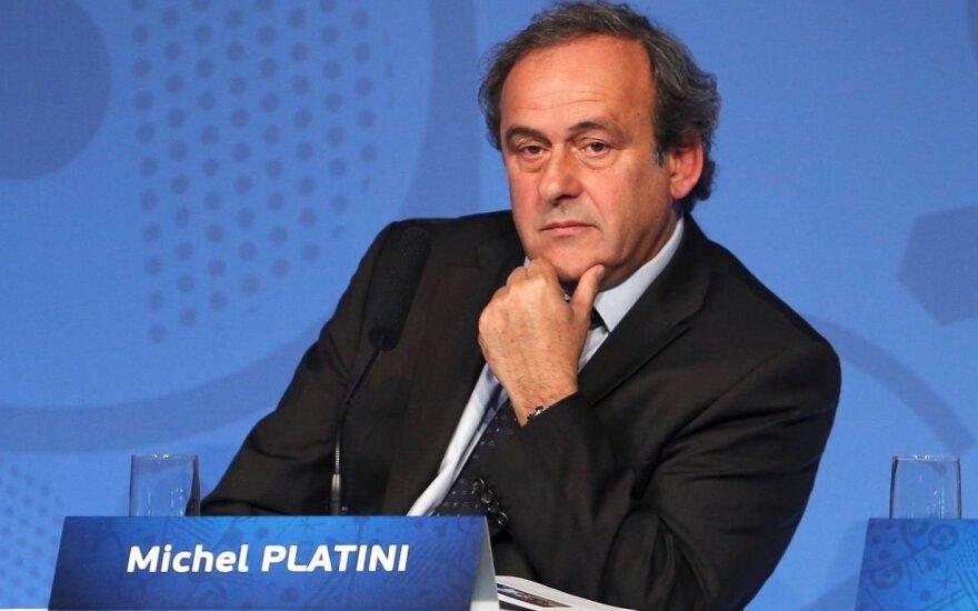 Michelis Platini