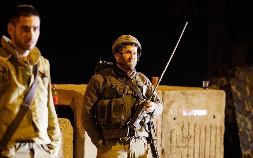 """Po naujo Izraelio ir """"Hamas"""" konflikto paaštrėjimo padėtis vėl aprimo"""
