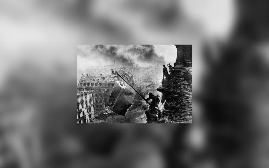 II Pasaulinis karas, sovietmetis, sovietų kariai