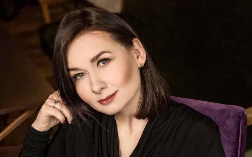Sabina Daukantaitė: meistrystė būti mama