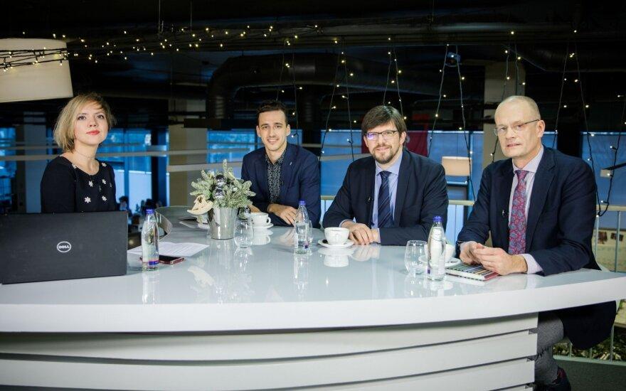 DELFI TV Gyvai apie aukštojo mokslo reformą