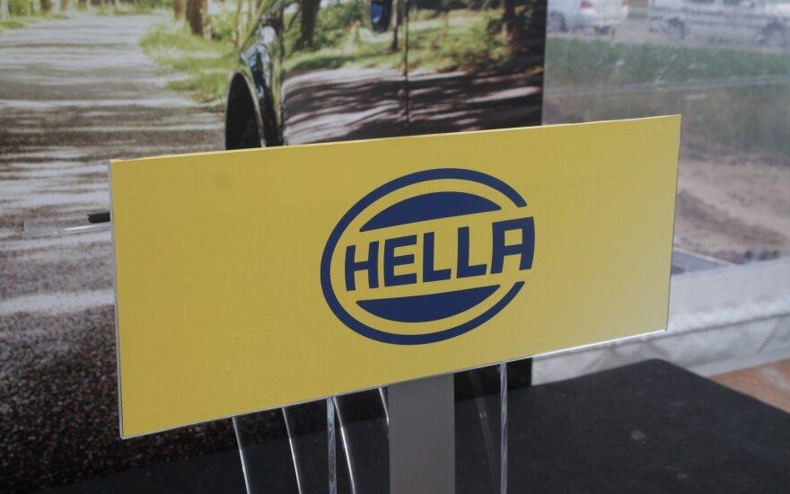 """""""Hella"""" kapsulės įkasimas"""
