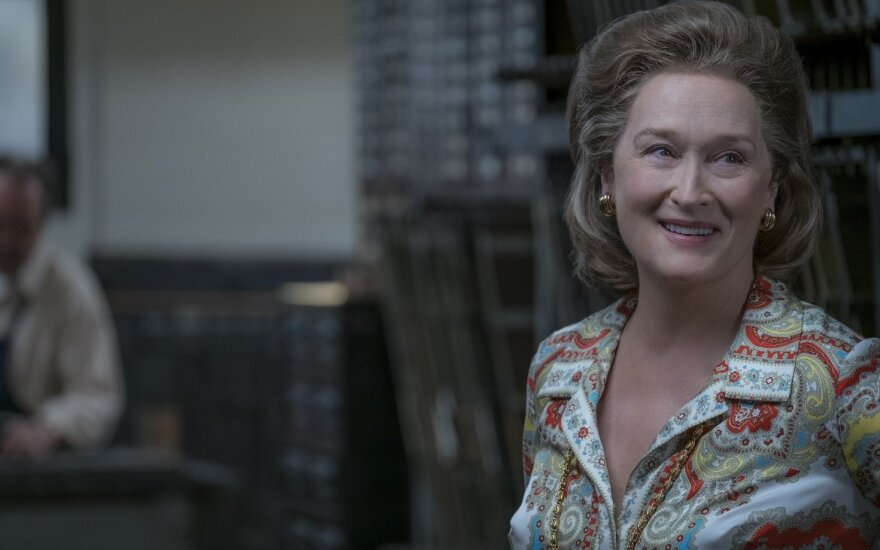 "Meryl Streep filme ""Valstybės paslaptis"""