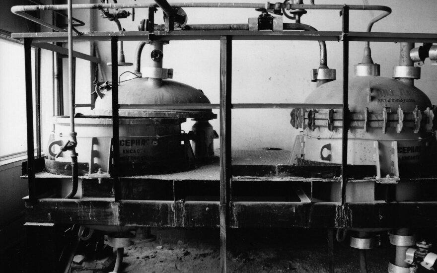 Stepnogorsko mechanizmai galėjo pagaminti tonas juodligės ginklams, jei Kremlius būtų davęs įsakymą. // Andy Weber