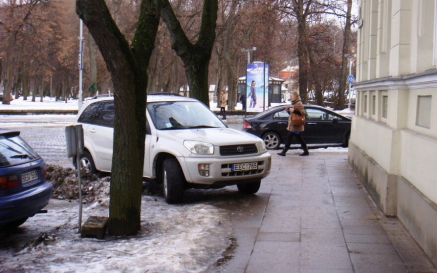 Vilniuje, Šventaragio g. 2013-02-06