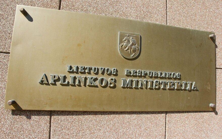 Aplinkos ministerija