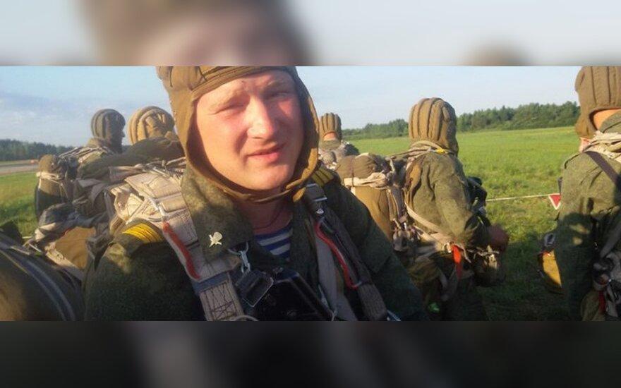 Ukrainoje žuvę Rusijos kariai