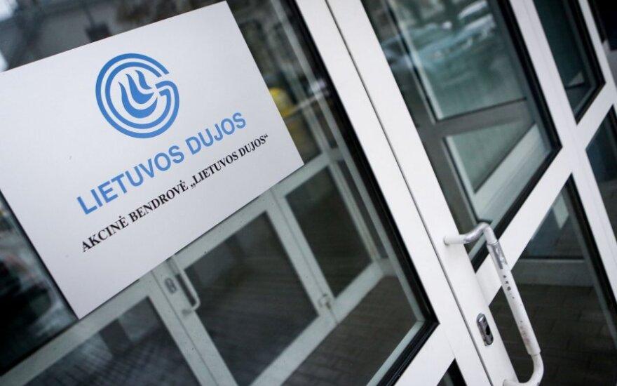"""""""Lietuvos dujos"""" įtariamos vartotojų mulkinimu"""