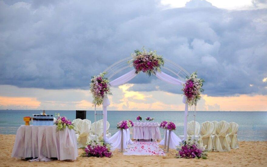 Kaip surengti svajonių vestuves?
