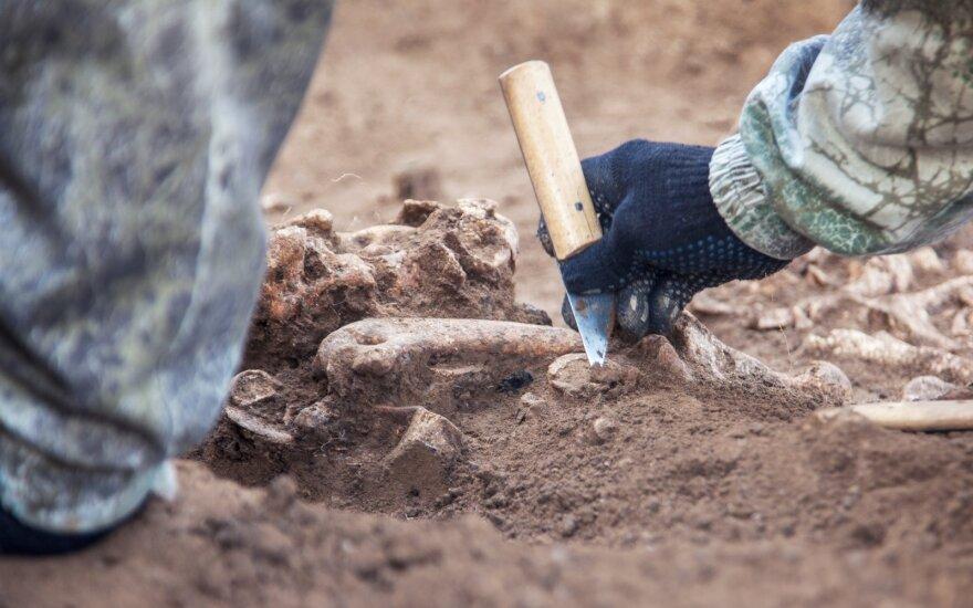 Archeologinis atradimas.