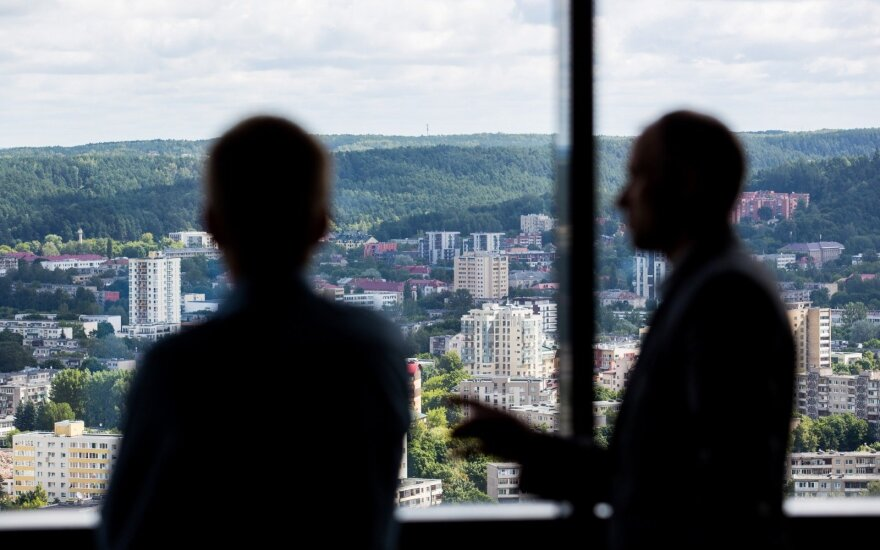 Why Lithuanians prefer to work for foreign employers