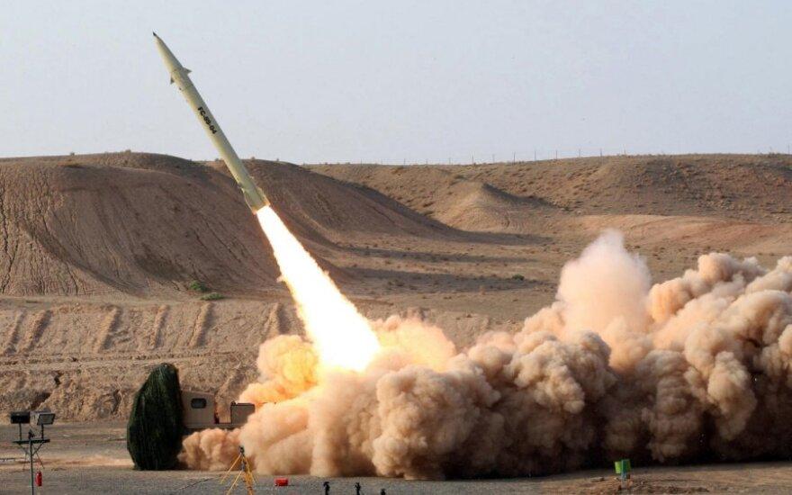 Iranas, JAV ir Izraelis – žaidėjai, galintys sukelti karą Artimuosiuose Rytuose