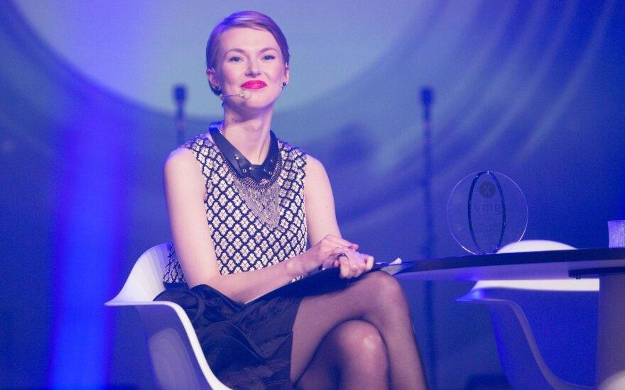 Beata Tiškevič: kai neskaitau, neturiu ką papasakoti žmonėms