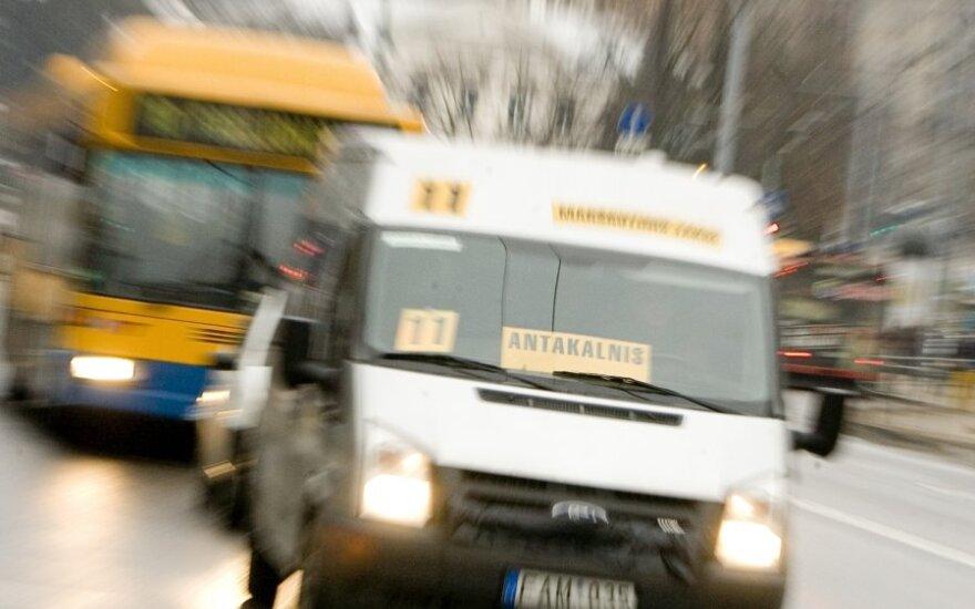 Ar perlipsite iš mikroautobusų į autobusus? Vilniaus savivaldybė jumis tiki