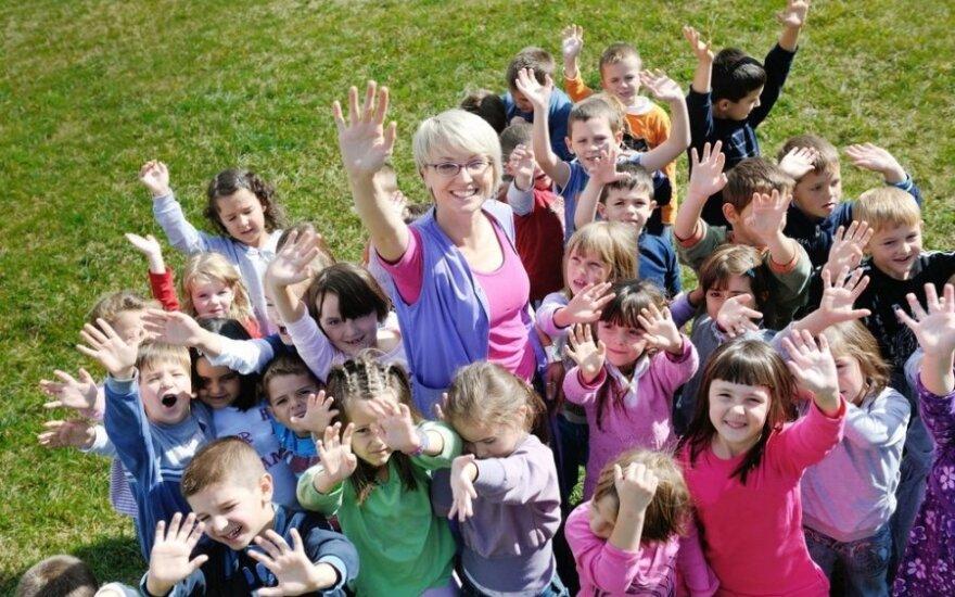Siūloma GPM lengvata už vaikų poilsio stovyklas ir darželius