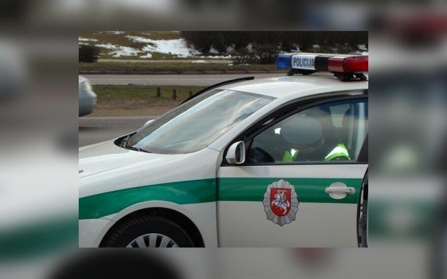 Pareigūnams Vilniuje įkliuvo 17 neblaivių vairuotojų