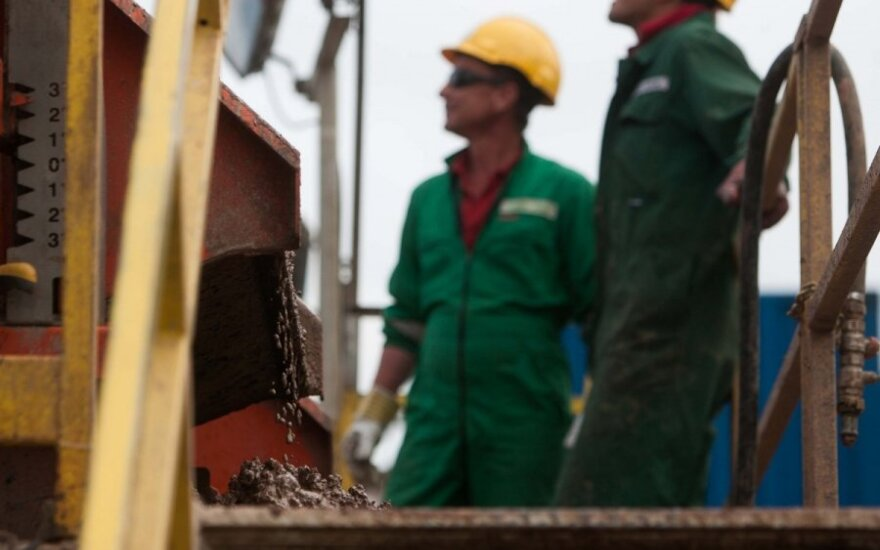 Lithuania to study oil extraction prospects