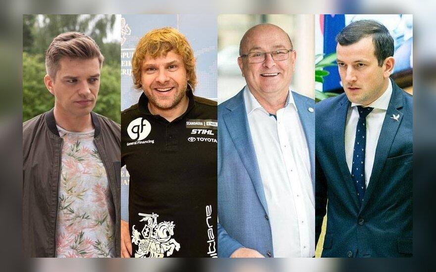"""Kam savo balsą """"LTeam"""" geriausiųjų rinkimuose atiduoda žinomi Lietuvos žmonės"""