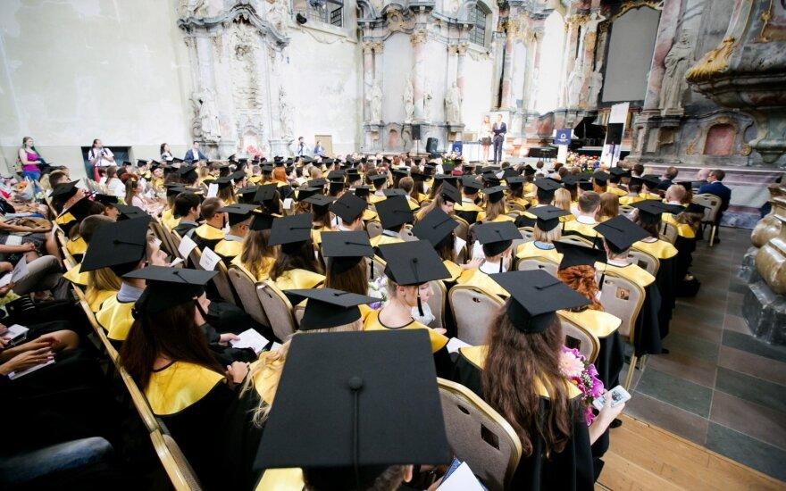 EHU diploma award ceremony