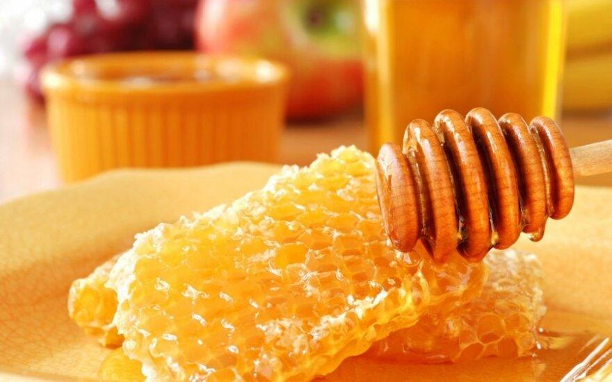 Saldi ir veiksminga medaus dieta