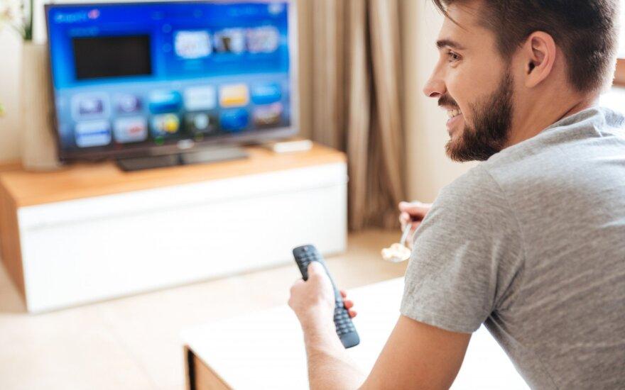 4K arba UHD raiškos televizija atėjo į Lietuvą
