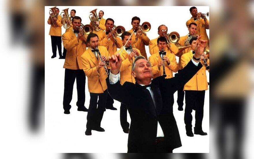 LTV2 rodys koncertą dirigentui Romui Balčiūnui atminti