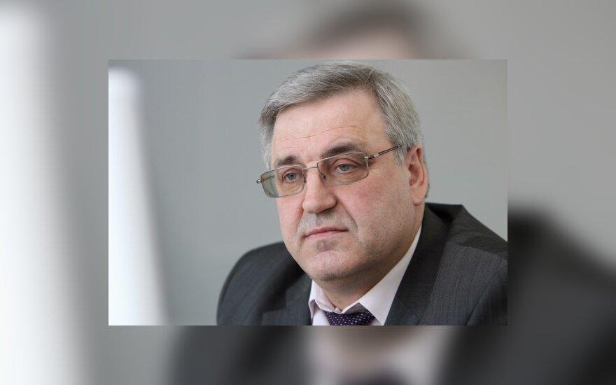 V.Barkauskas palieka prokuratūrą
