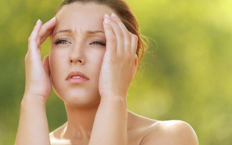 Nuolat skauda galvą? Vertėtų pasitikrinti sąkandį