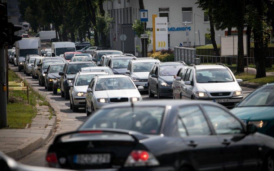 """""""SG dujos"""" investuos 1,5 mln. eurų į SGD pildymo stotį automobiliams"""