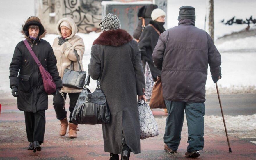 Suskaičiuota, kiek gyventojai sukaupė pensijai privačiuose fonduose