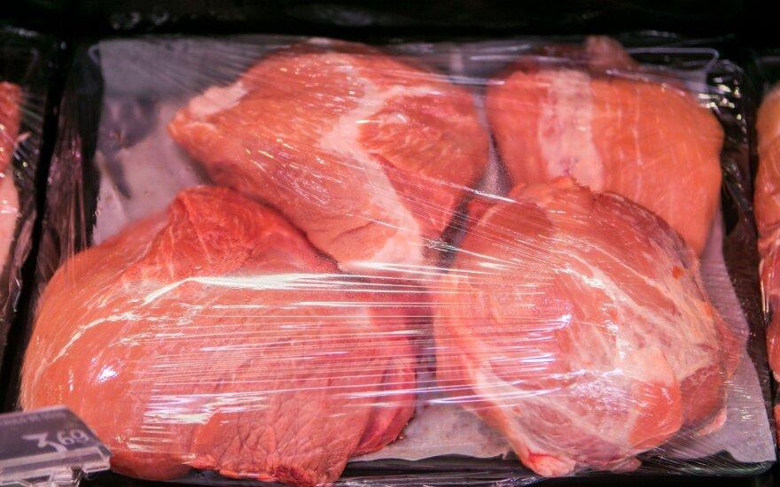 Kaip nustatoma Lietuvoje parduodamos mėsos kilmė?