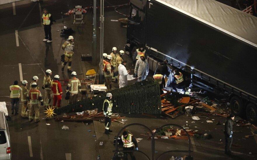 Россиянина судят в Берлине за подготовку взрыва в торговом центре