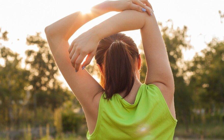 Kada geriau treniruotis: ryte ar vakare?