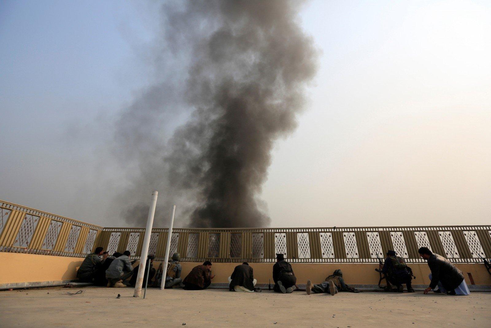 ВАфганистане произошел второй задень взрыв, число погибших растет