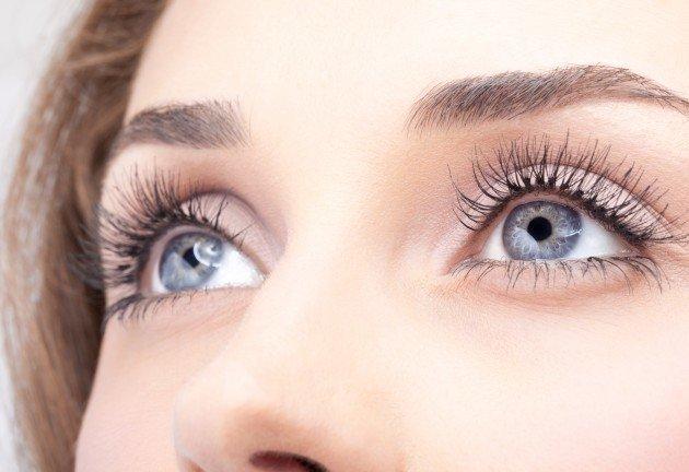 hipertenzija ir neryškus akies matymas