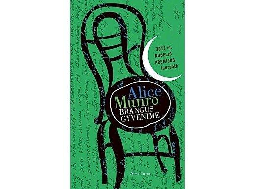 Alice Munro knygos viršelis